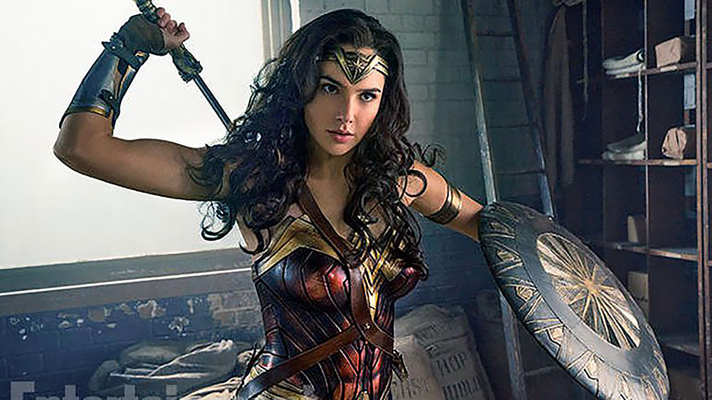 Wonder Woman Movie 2017. *Photo: DC Entertainment, Atlas Entertainment and Cruel & Unusual Films