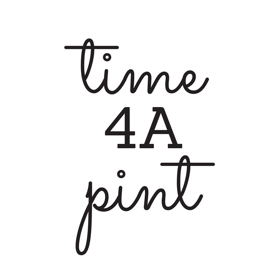 Time 4A Pint Logo