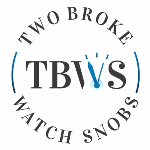 Two Broke Watch Snobs Logo