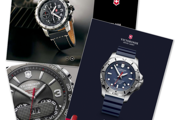 Victorinox Swiss Army Catalog Library in PDF format