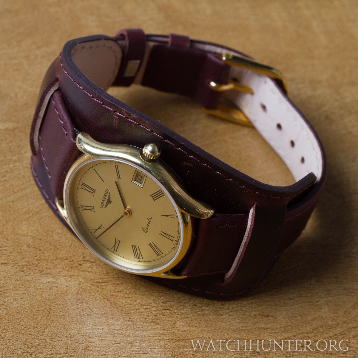 Vintage Watch Inheriting My Father S Father S Gold