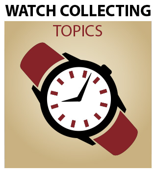Watch Collecting Series icon