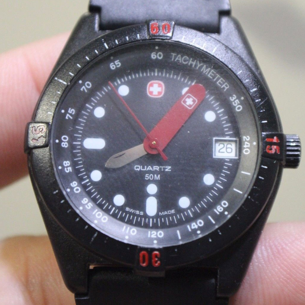 A Hilarious Novelty Watch That Commemorates The Famous