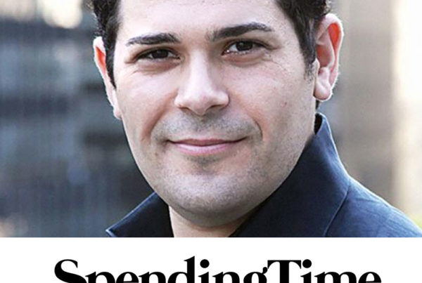 "Spending Time Podcast - with Ariel Adams and ""A Blog to Watch"" team"