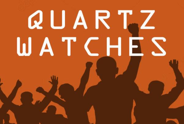 Collecting Quartz Watches