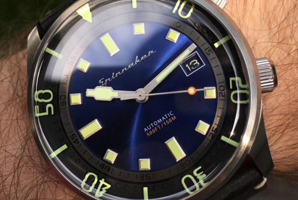 Spinnaker Bradner Watch Review
