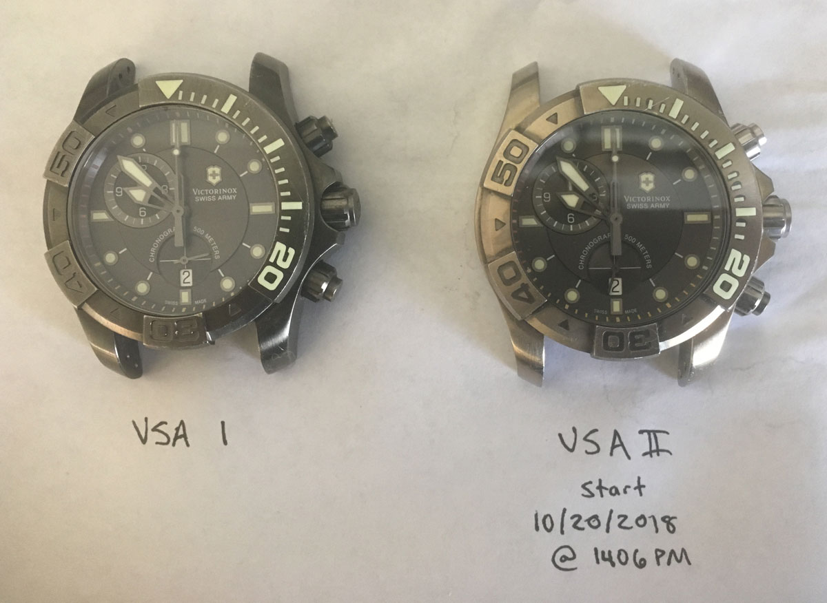 PVD Removal Service for Watches - Watch Hunter - Watch Reviews