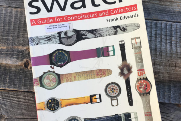 Swatch Watch Book Review
