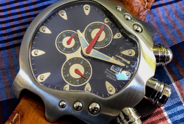 Formotion N-Wave Chronograph Review