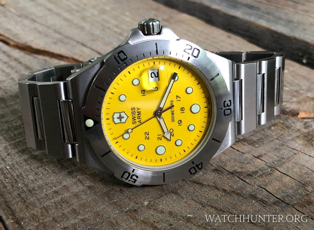 MEET THE WATCH: Victorinox Swiss Army Dive Master 300