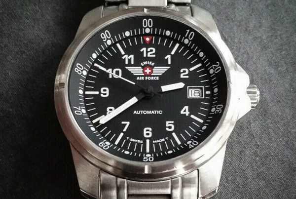 Victorinox Swiss Army 9G-500 0-to-100 Chapter Ring Mystery
