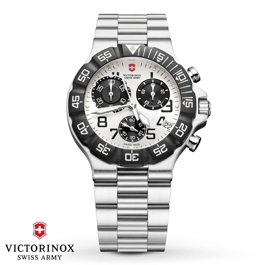 Victorinox Swiss Army – 241339 – Summit XLT Chrono e13831437c8