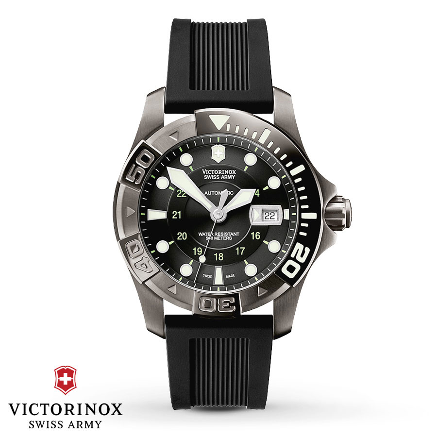 683755bc91eb Victroinox Swiss Army DiveMaster 500 Watch Reviews - Watch Hunter ...