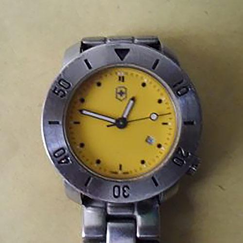 Victorinox Swiss Army V7 11 Sub S Yellow V7 11 Sub S